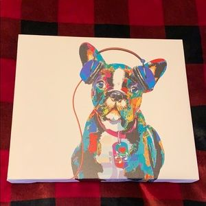 Other - French Bulldog Canvas